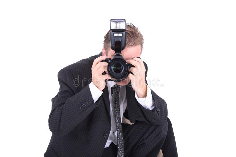 Download Photographer stock image. Image of professional, lens - 10094785