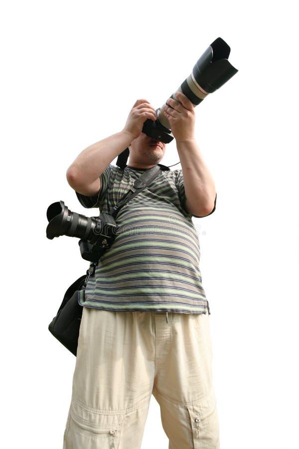 Free Photographer Stock Image - 10452111