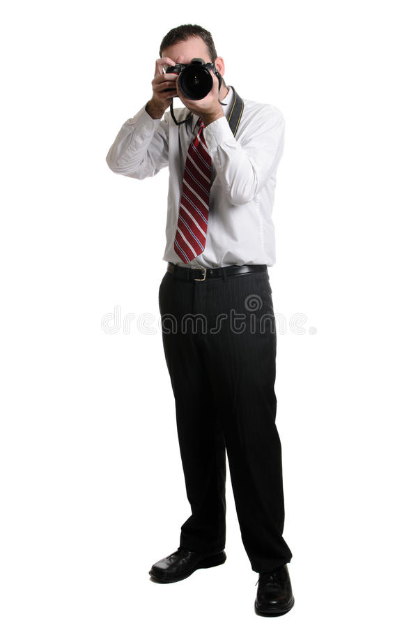 Download Photographer stock photo. Image of professional, adult - 18698910