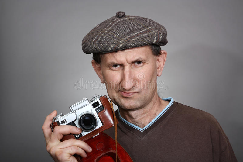 Download Photographer stock photo. Image of adults, expressive - 18845060