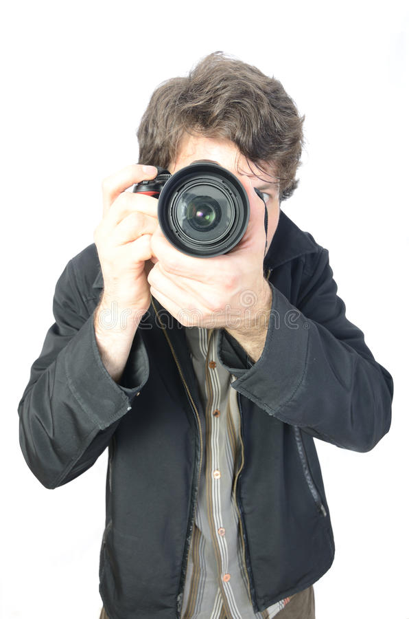 Download Photographer Stock Photos - Image: 19022873