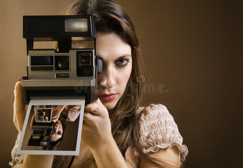 Download Photographer stock image. Image of lifestyle, chic, aperture - 2137273