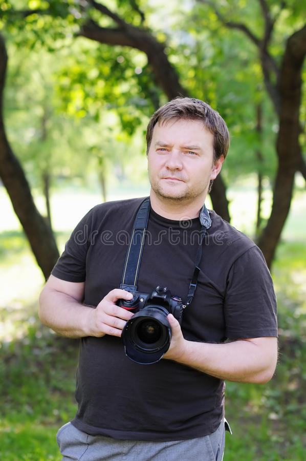 Download Photographer Stock Image - Image: 24406391