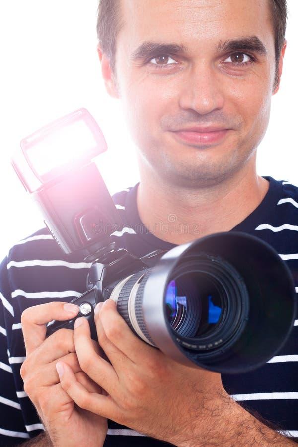 Free Photographer Royalty Free Stock Image - 25951796
