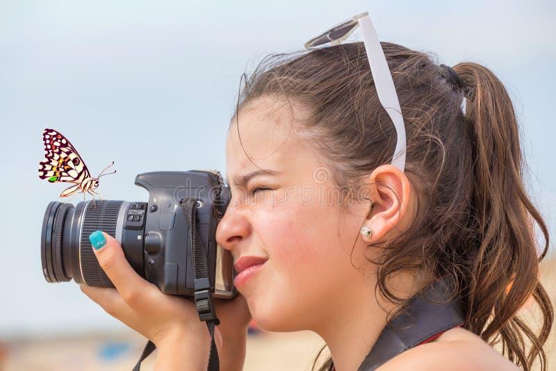 photographer immagine stock libera da diritti