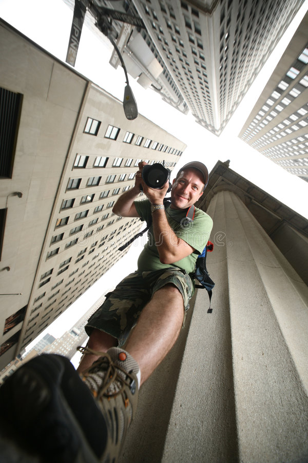 Free Photographer Stock Photography - 5819612