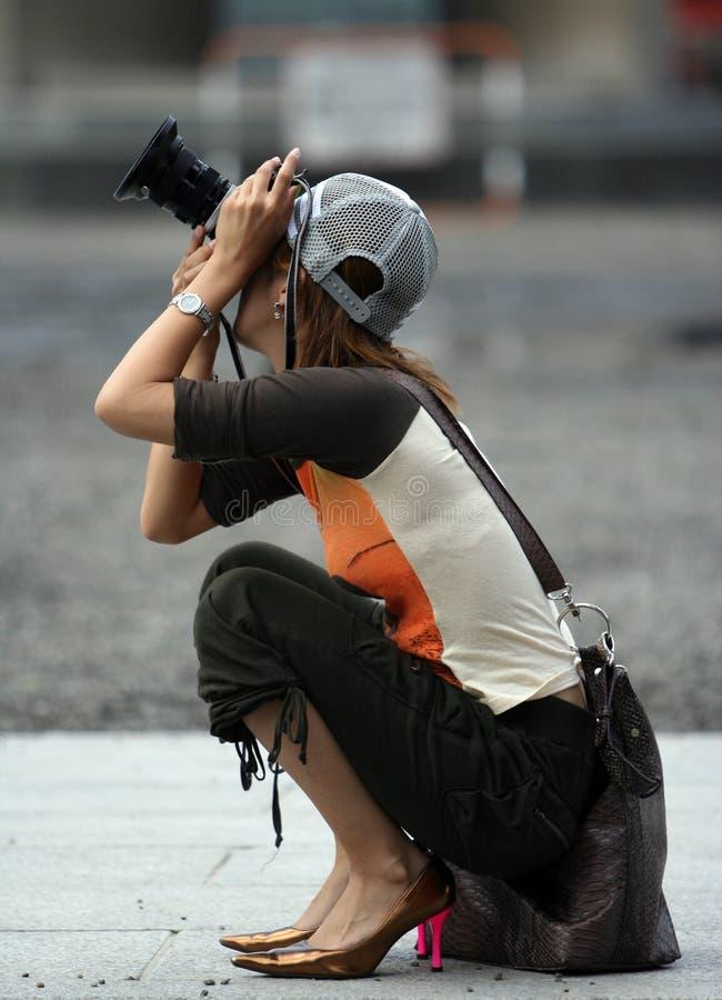Free Photographer Stock Photography - 665192