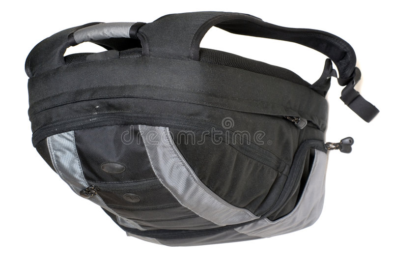 Download Photographer backpack stock photo. Image of equipment - 7568208