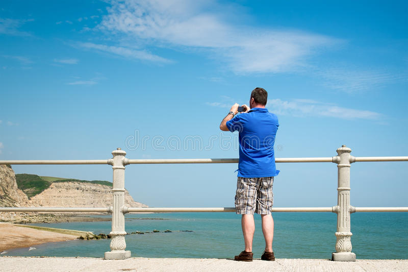 Download Photographer At Hastings Stock Photo - Image: 42987686