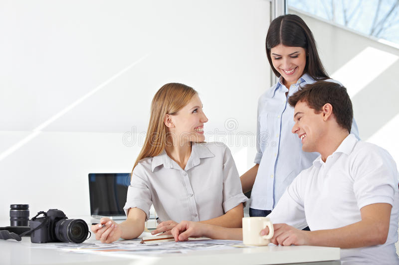 Download Photographer In Photo Agency Stock Photo - Image: 27003488