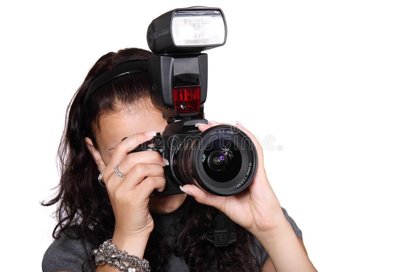Photographer, Photograph, Camera Accessory, Single Lens Reflex Camera stock images