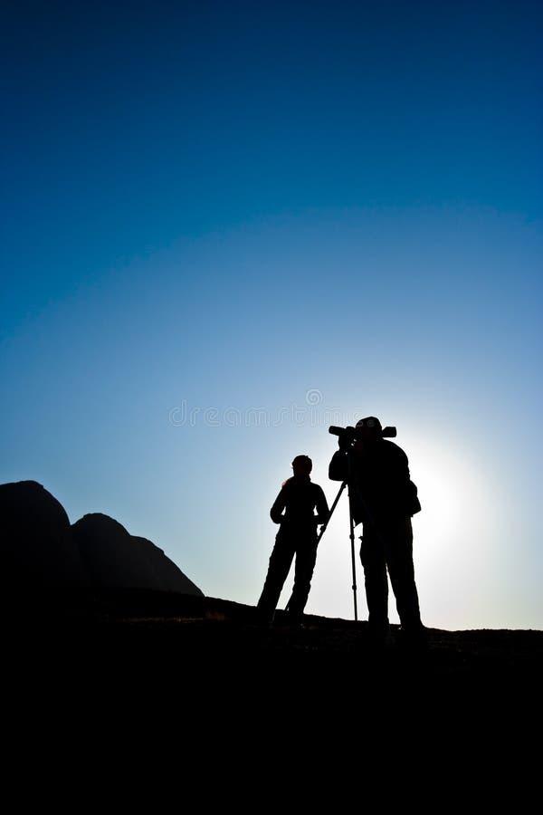 Photographers royalty free stock photo