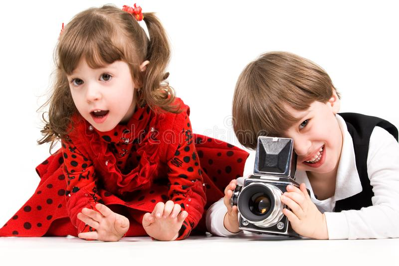 Download Photographers stock image. Image of little, people, beauty - 9262335