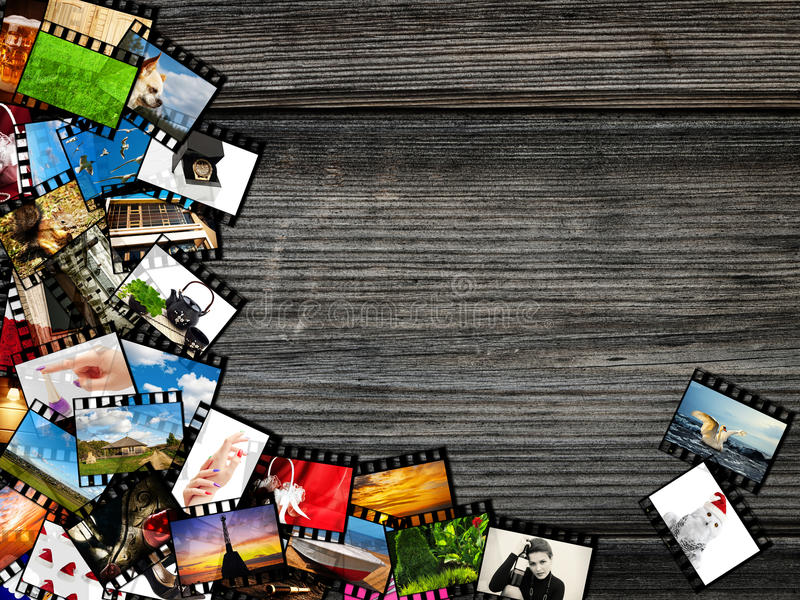 Download Photographic films stock image. Image of image, desk - 21627455