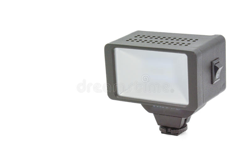 Photographic lamp royalty free stock photography