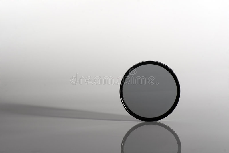 Download Photographic lens filter stock image. Image of attachment - 2546531