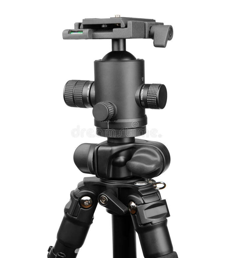 Download Photographic tripod. stock photo. Image of camera, photography - 39820614