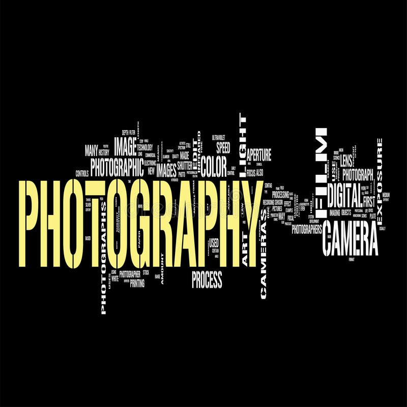 Photographie illustration stock