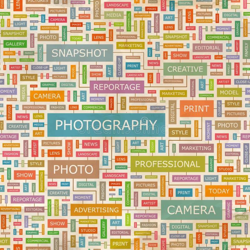 PHOTOGRAPHIE illustration de vecteur