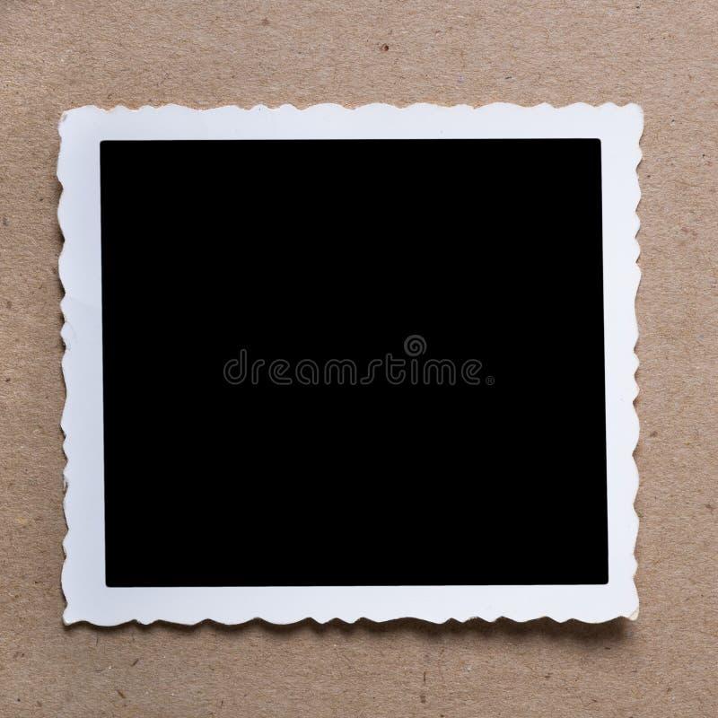 Photographie blanc de cru. images libres de droits