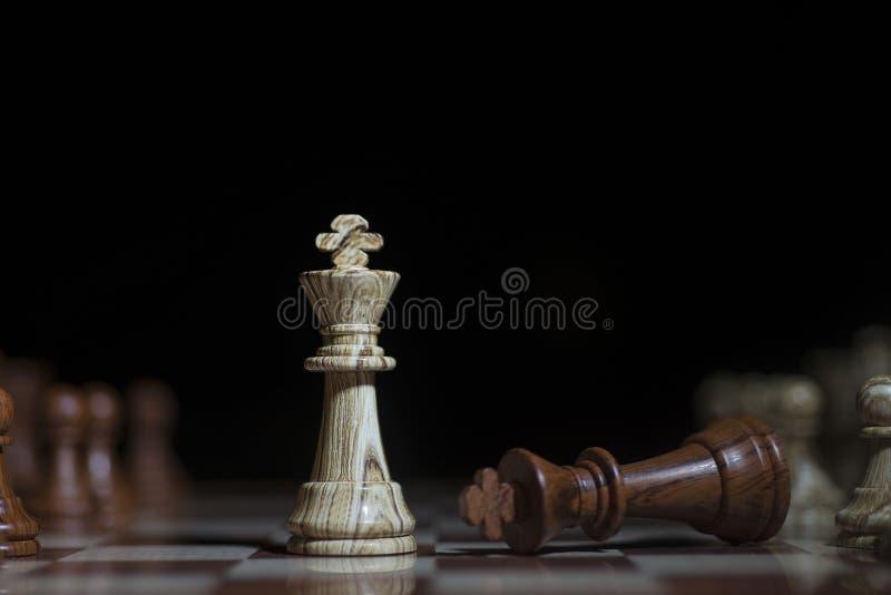 Photographie courante professionnelle de jeu d'échecs photos stock