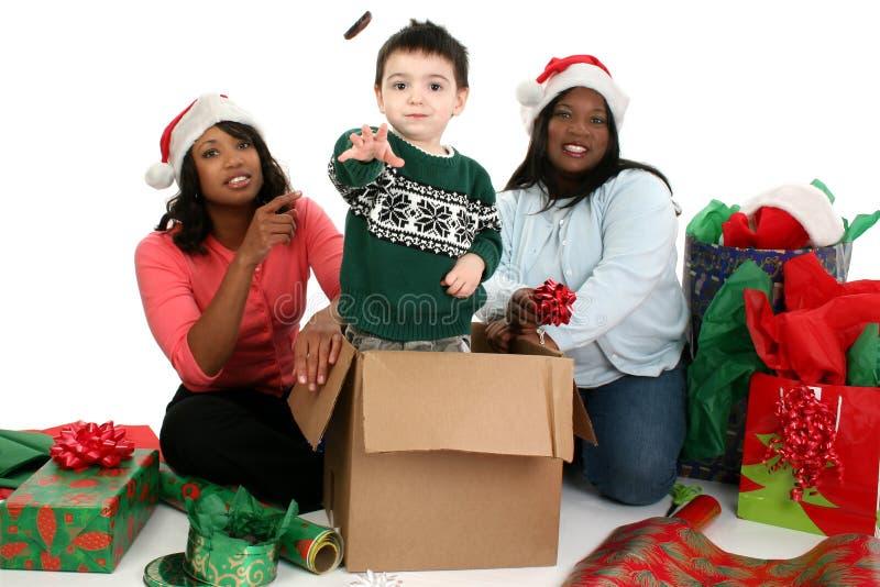 Photographie courante : Scène de Noël images stock