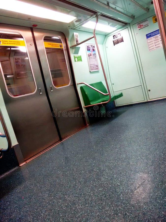 Photographie d'un métro photographie stock libre de droits