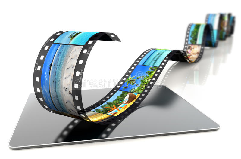 Photographie de Digitals illustration libre de droits