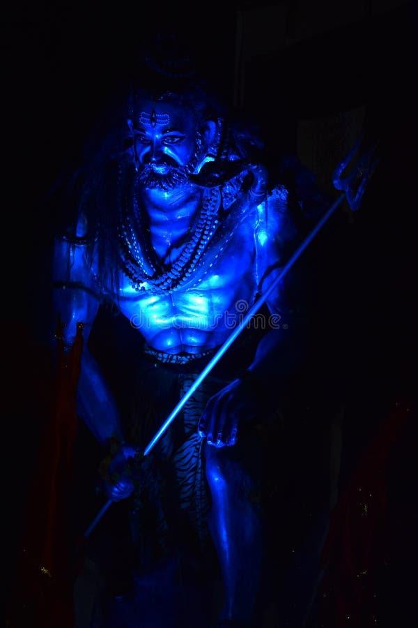 Photographie de religions et stachu shankar photo libre de droits