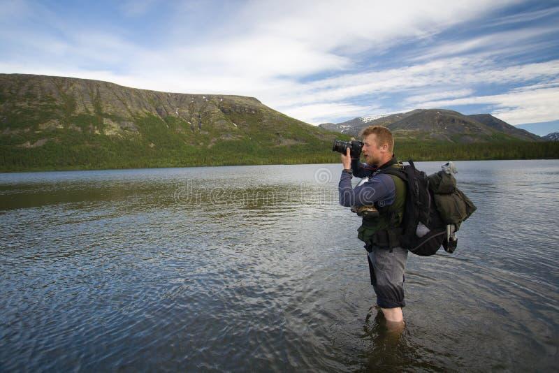 Photographie de touristes photos libres de droits
