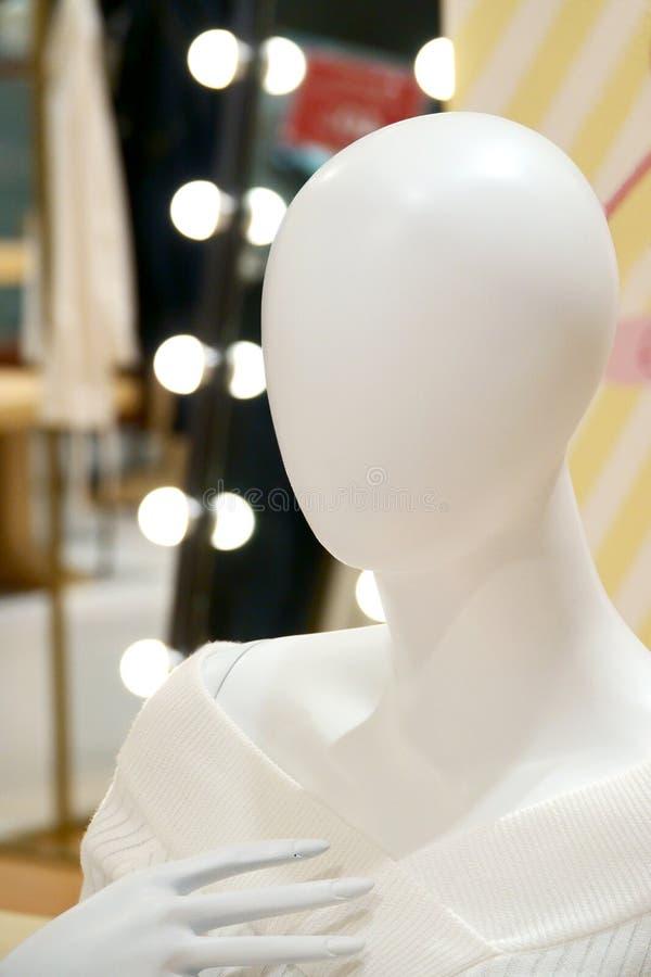 Photographie femelle humaine de portrait de mannequin images stock