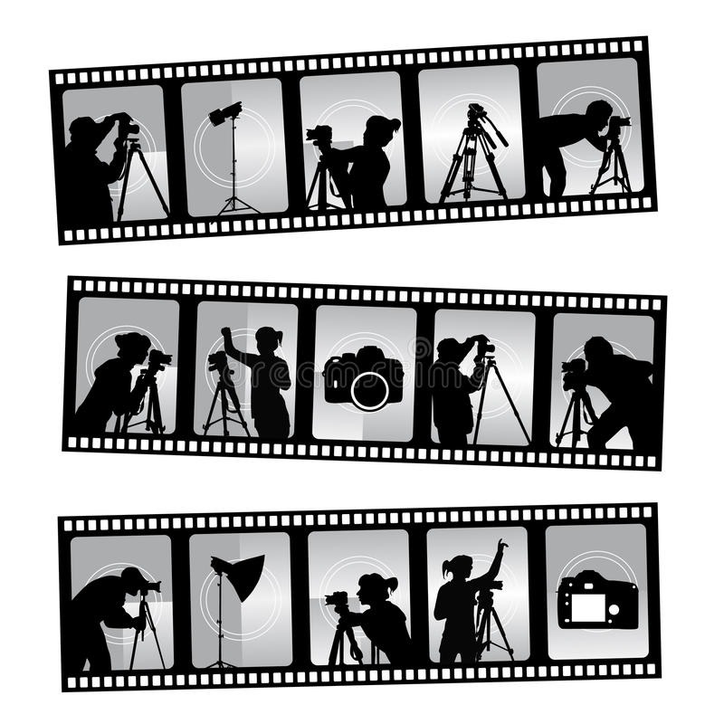 Free Photography Filmstrip Stock Image - 28028531