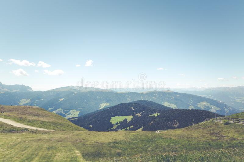 Photography of Green Hill Mountains during Daytime stock photos