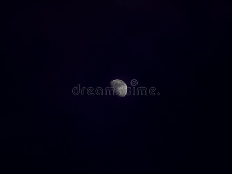 Photography Half Moon royalty free stock image