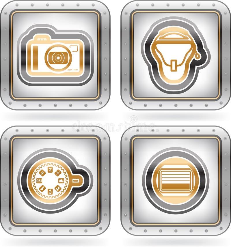 Free Photography Icons Set Stock Image - 27317851