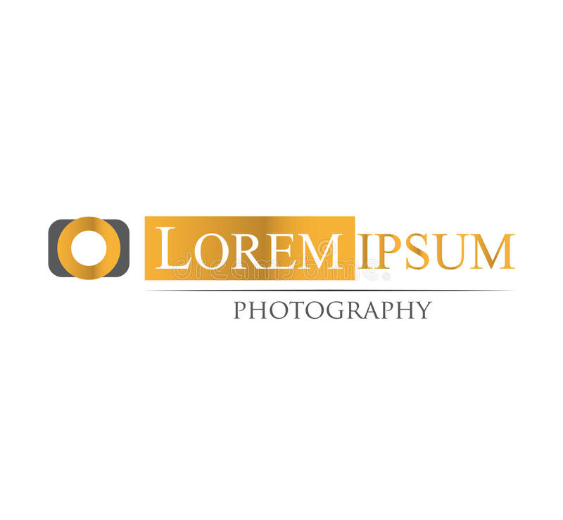 Download Photography Logo Design Stock Vector - Image: 83704609