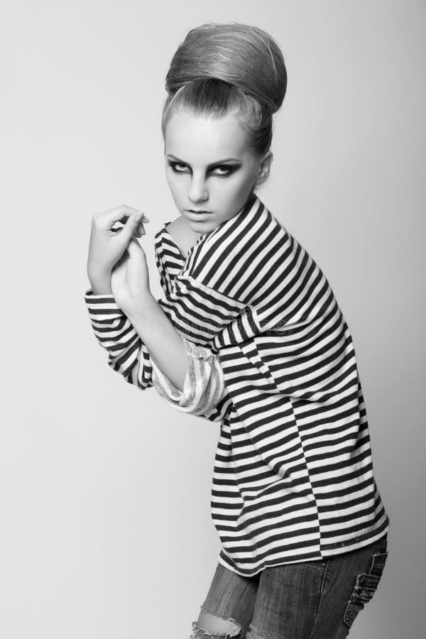 Photography from portfolio vogue model