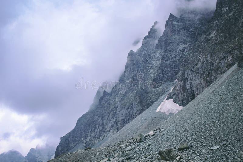 Photography of Rocky Mountain royalty free stock photos