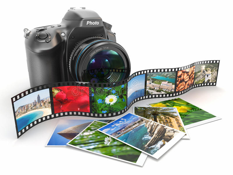 Download Photography. Slr Camera, Film And Photos. Royalty Free Stock Photography - Image: 31768027