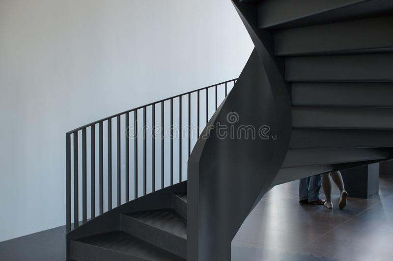 Photography of Staircase royalty free stock photo