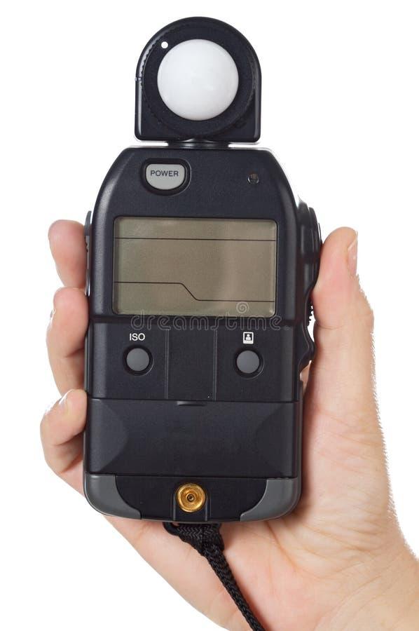 Photomètre photo stock