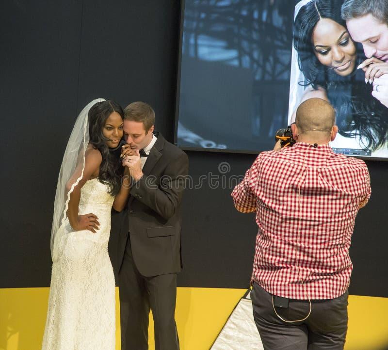 2017 PhotoPlus Expo royalty-vrije stock foto's