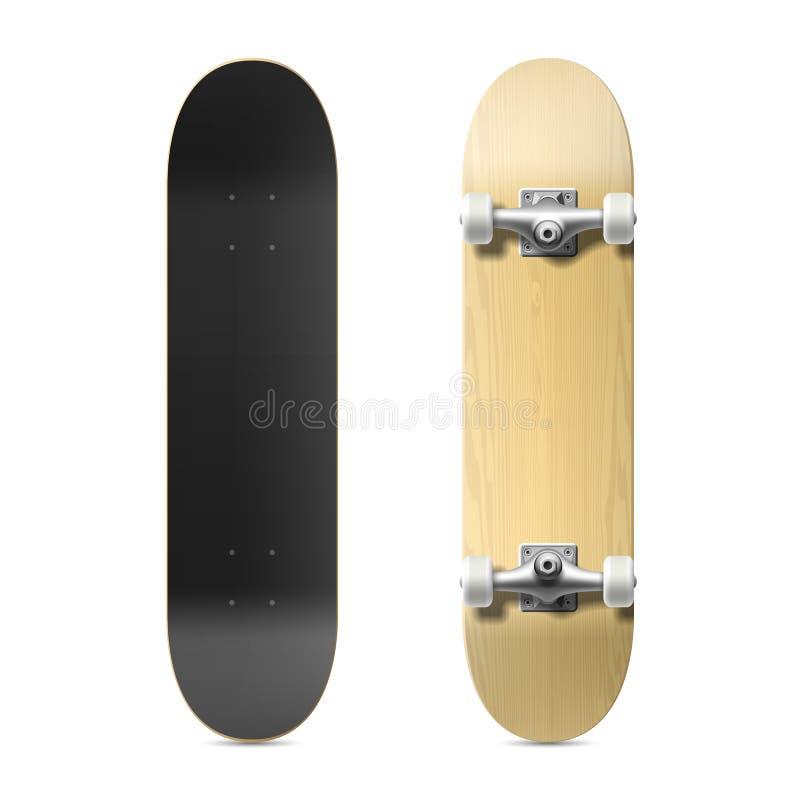 Free Photorealistic Skateboard Royalty Free Stock Photo - 43304425