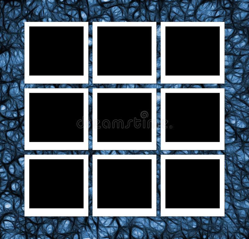 Download Photos on abstract blue stock illustration. Illustration of abstract - 16470278