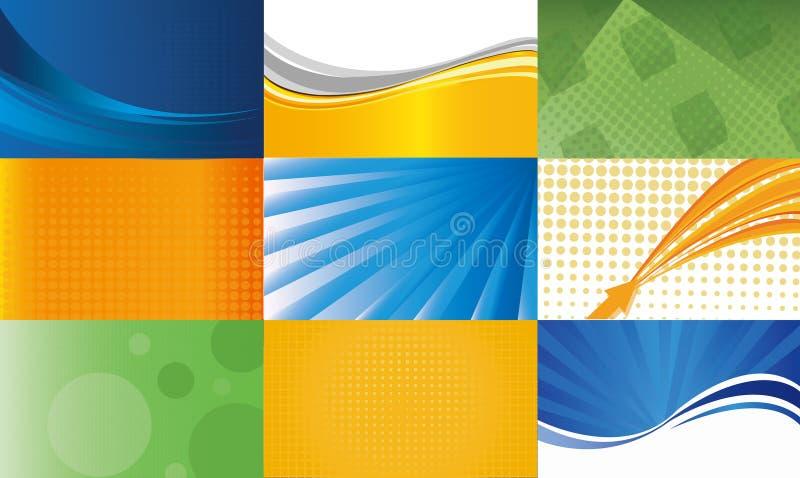 Photos de panneaux illustration libre de droits