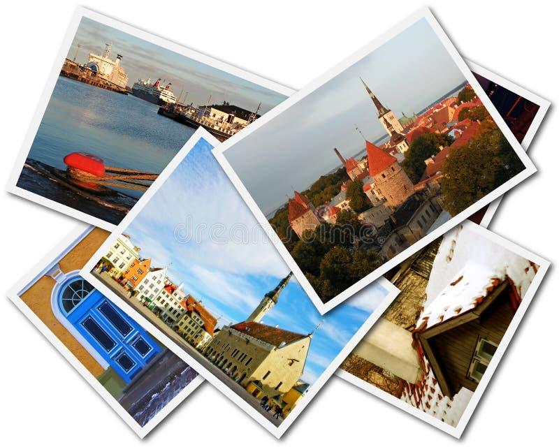 Photos de Tallinn image libre de droits