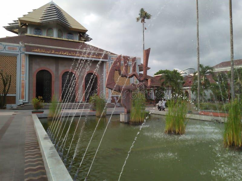 Photos des bâtiments de mosquée d'autres angles images stock
