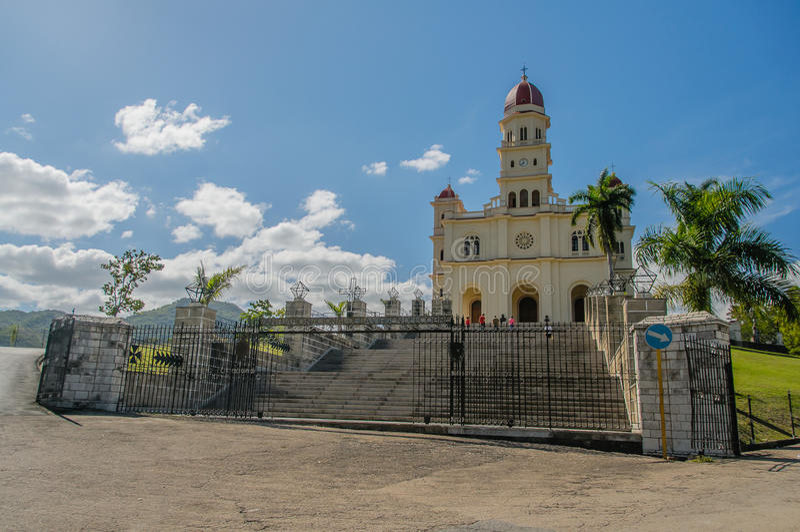Photos du Cuba - le Santiago de Cuba image stock