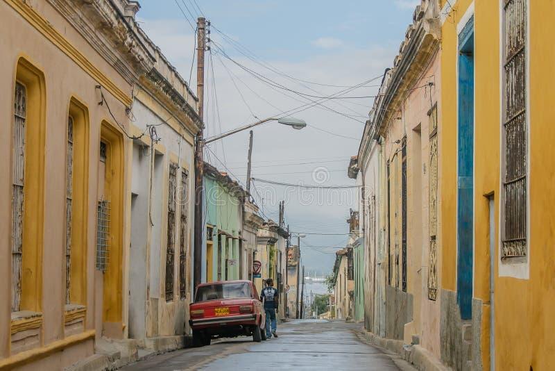 Photos du Cuba - le Santiago de Cuba photo stock