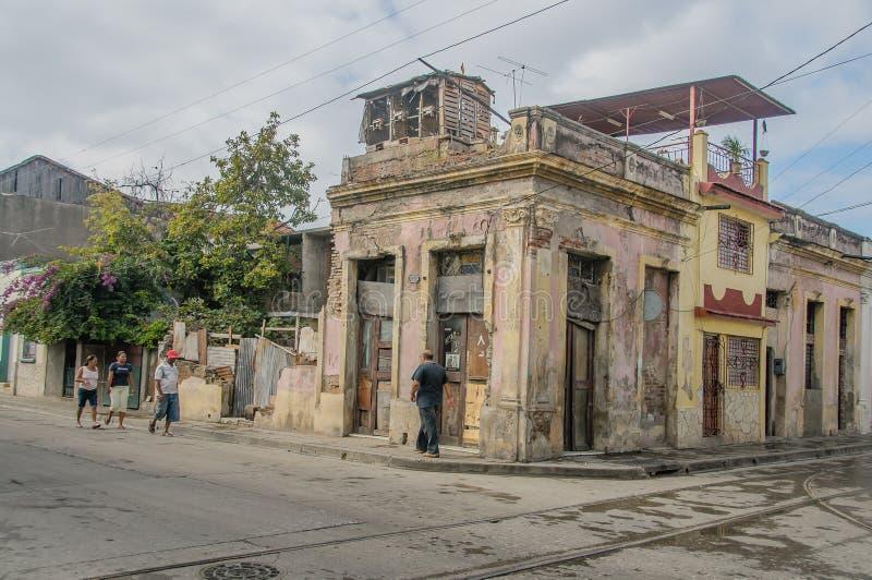 Photos du Cuba - le Santiago de Cuba photographie stock
